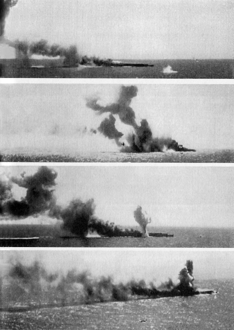BATAILLE DE LA MER DE CORAIL (MAI 1942) (Terminé) Shuhu_11