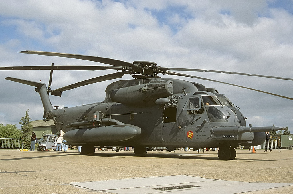 SIKORSKY S-65 SEA STALLION / S-80 SUPER STALLION (FIN) Sikor120