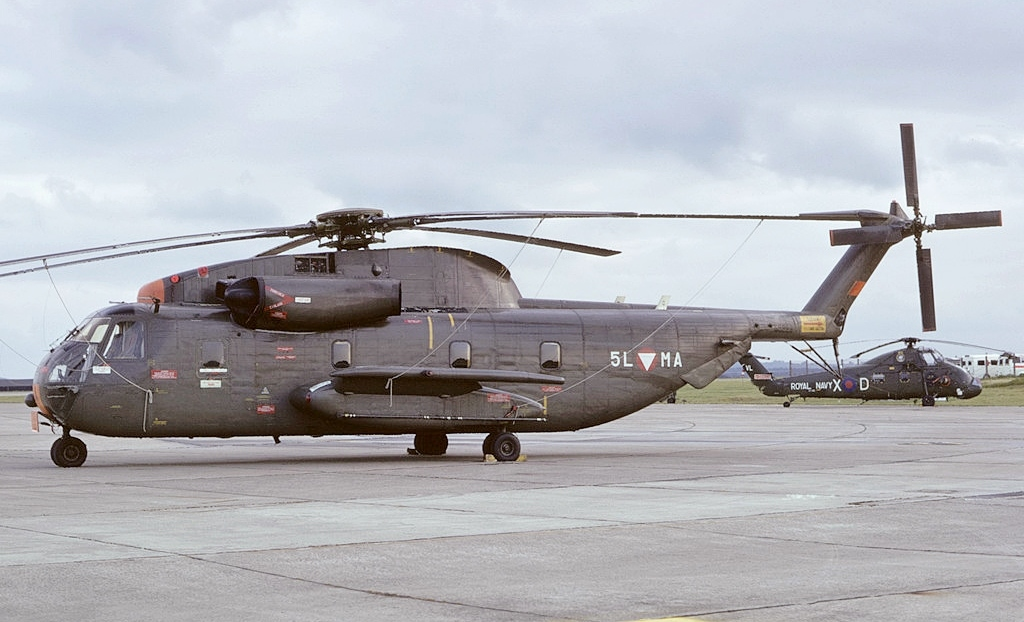 SIKORSKY S-65 SEA STALLION / S-80 SUPER STALLION (FIN) Sikor134