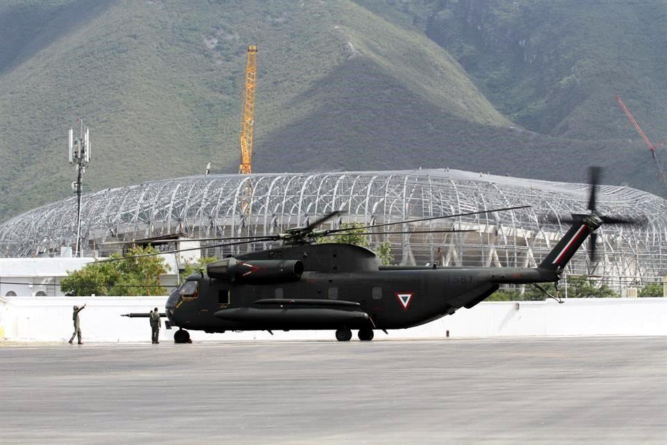 SIKORSKY S-65 SEA STALLION / S-80 SUPER STALLION (FIN) Sikor142