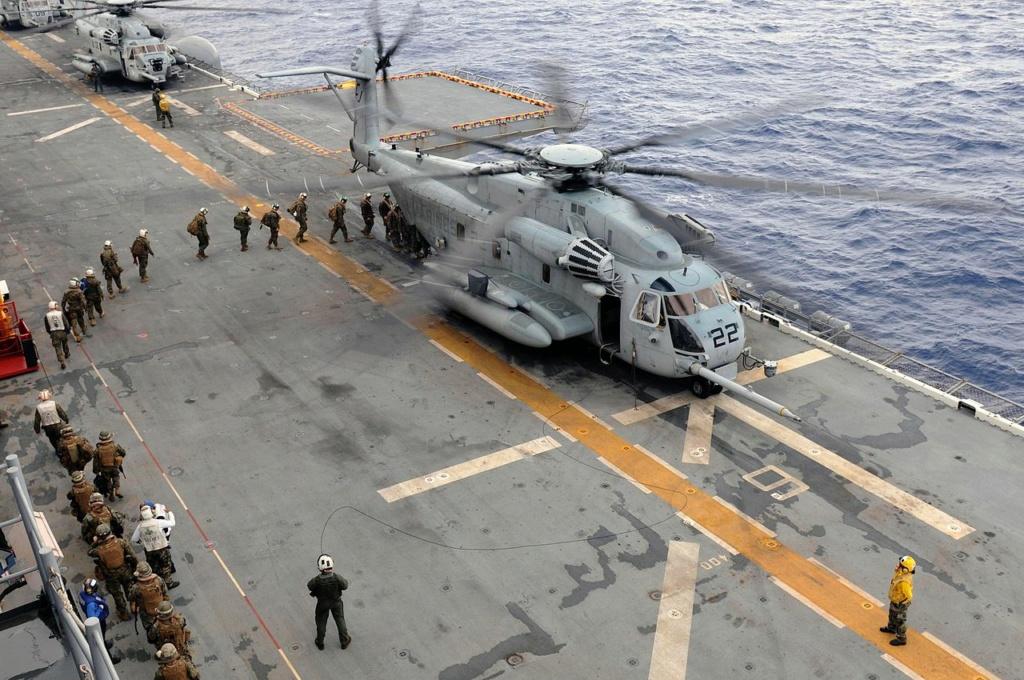 PORTE-HELICOPTERES HMS OCEAN (L-12) Sikor146