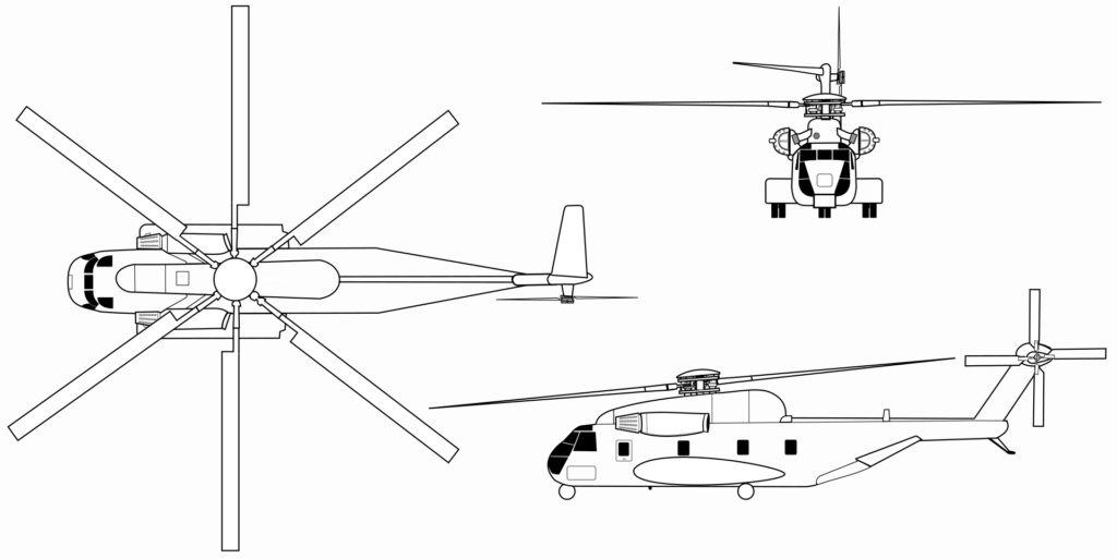SIKORSKY S-65 SEA STALLION / S-80 SUPER STALLION (FIN) Sikors10