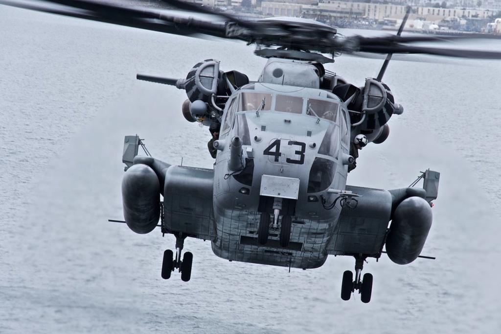 SIKORSKY S-65 SEA STALLION / S-80 SUPER STALLION (FIN) Sikors54