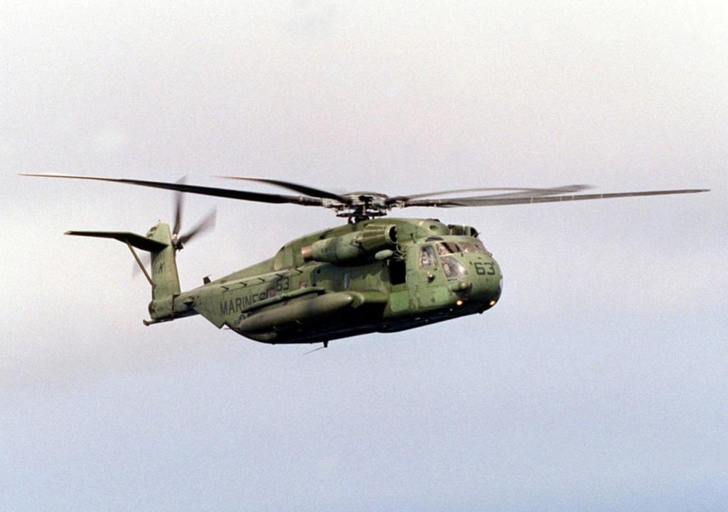 SIKORSKY S-65 SEA STALLION / S-80 SUPER STALLION (FIN) Sikors69