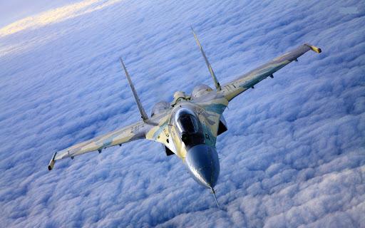 SUKHOÏ SU-27 FLANKER Su-27_12