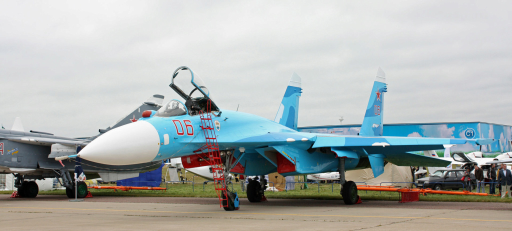 SUKHOÏ SU-27 FLANKER Sukhoi10