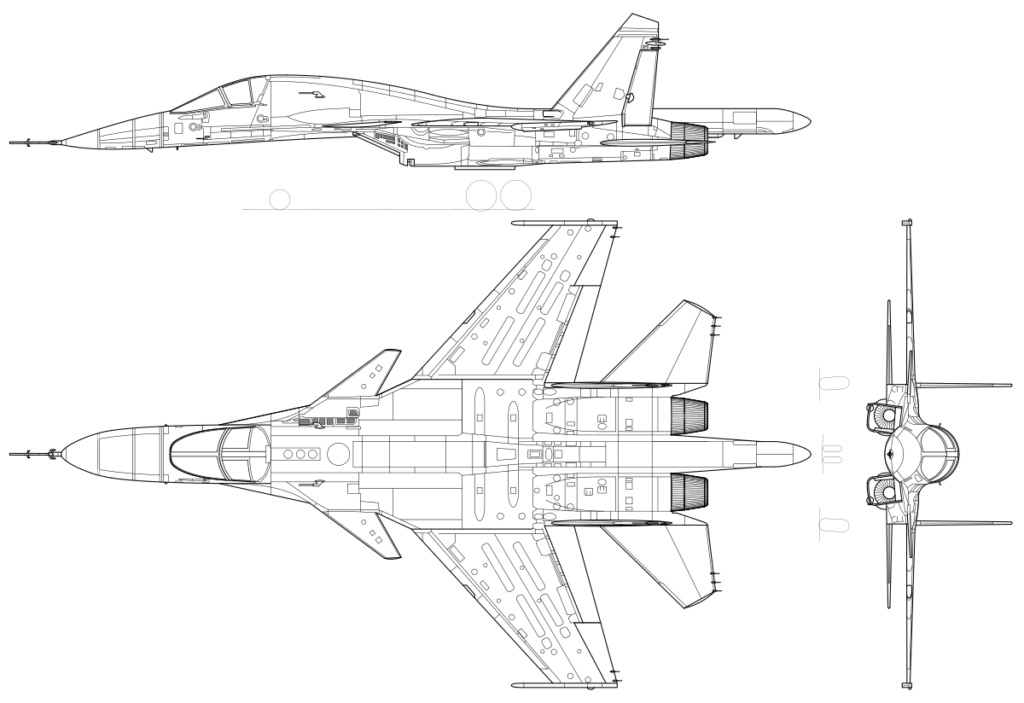 SUKHOÏ SU-27 FLANKER Sukhoi13