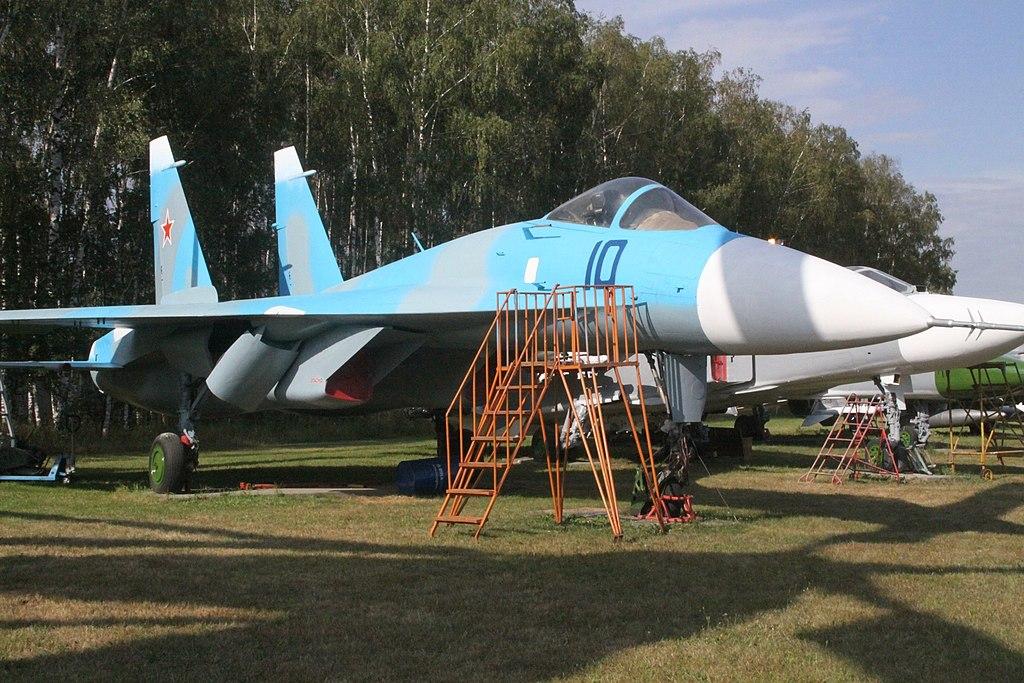 SUKHOÏ SU-27 FLANKER Sukhoi21