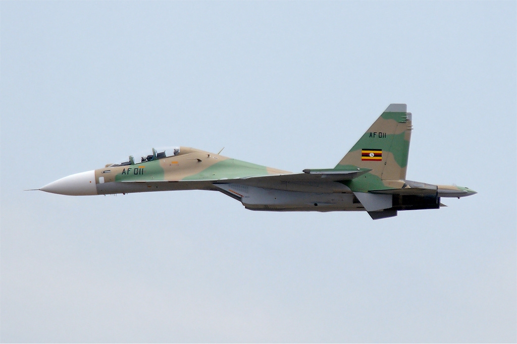 SUKHOÏ SU-27 FLANKER Sukhoi23