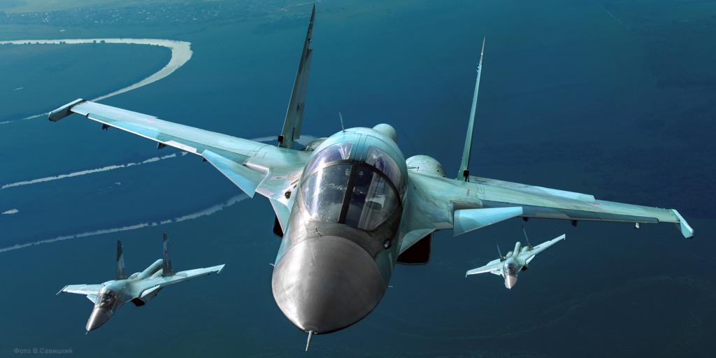 SUKHOÏ SU-27 FLANKER Sukhoi25