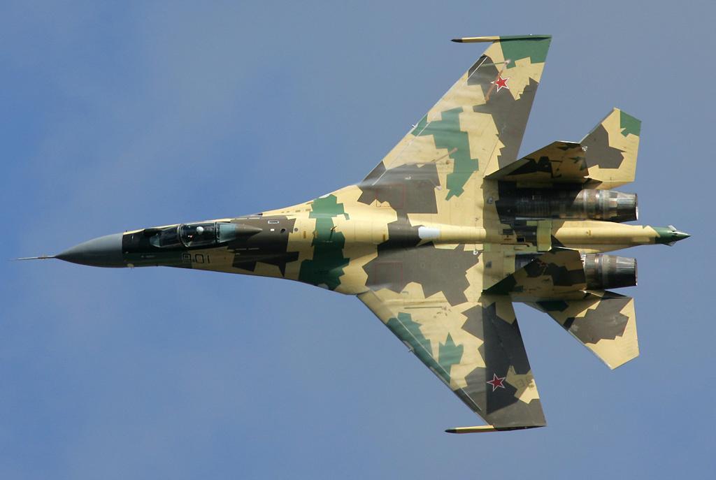 SUKHOÏ SU-27 FLANKER Sukhoi26