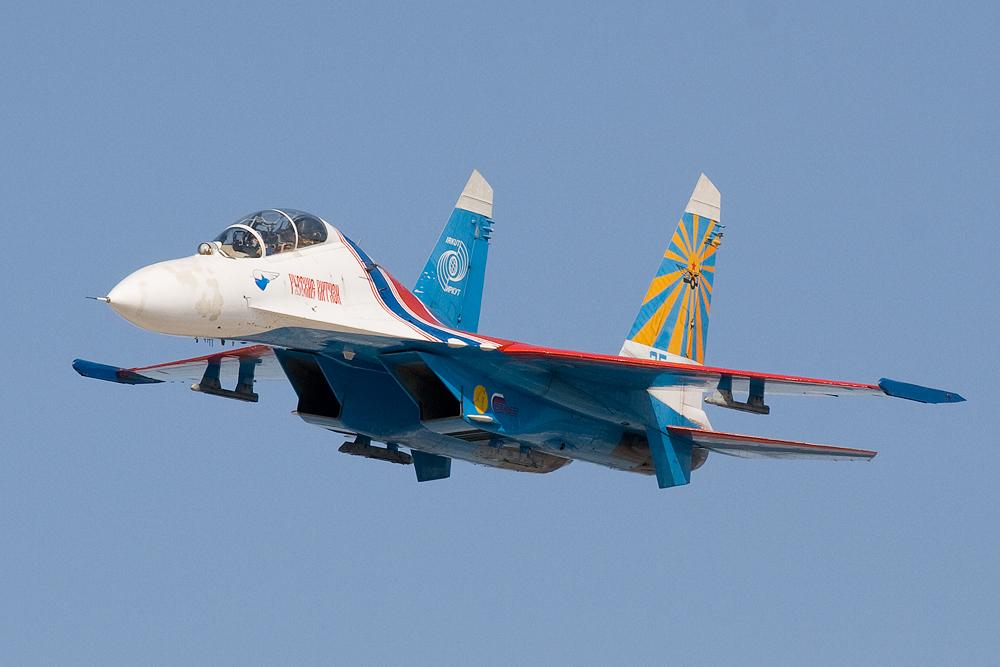 SUKHOÏ SU-27 FLANKER Sukhoi31