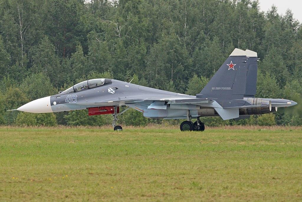 SUKHOÏ SU-27 FLANKER Sukhoi40