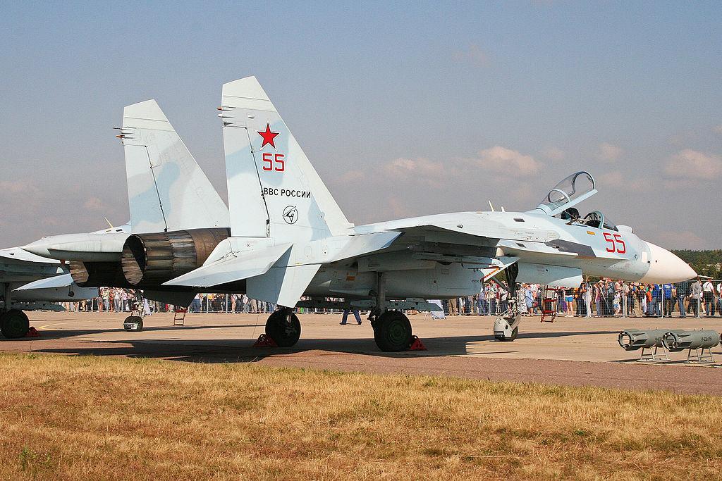 SUKHOÏ SU-27 FLANKER Sukhoi45