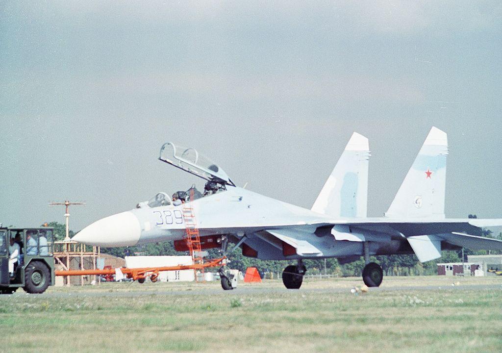 SUKHOÏ SU-27 FLANKER Sukhoi47