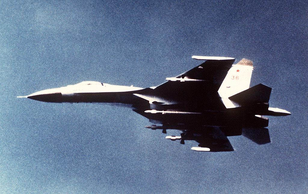 SUKHOÏ SU-27 FLANKER Sukhoi49