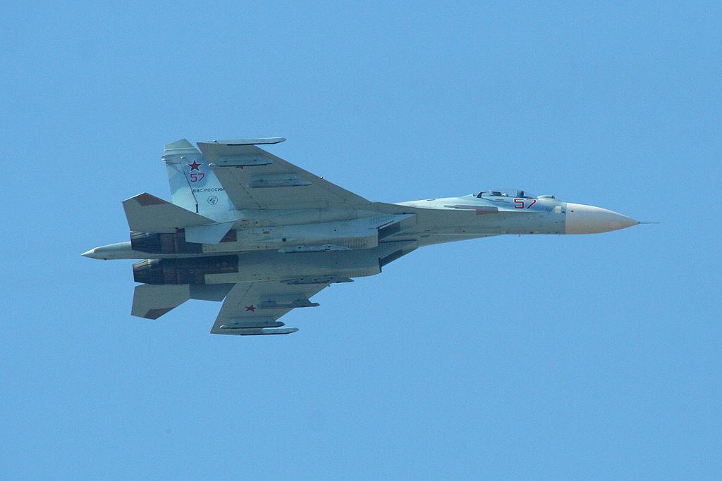 SUKHOÏ SU-27 FLANKER Sukhoi52