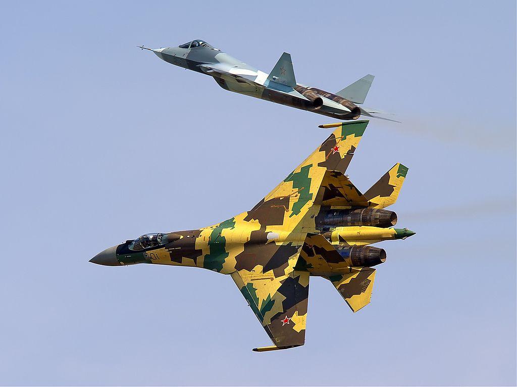 SUKHOÏ SU-27 FLANKER Sukhoi54
