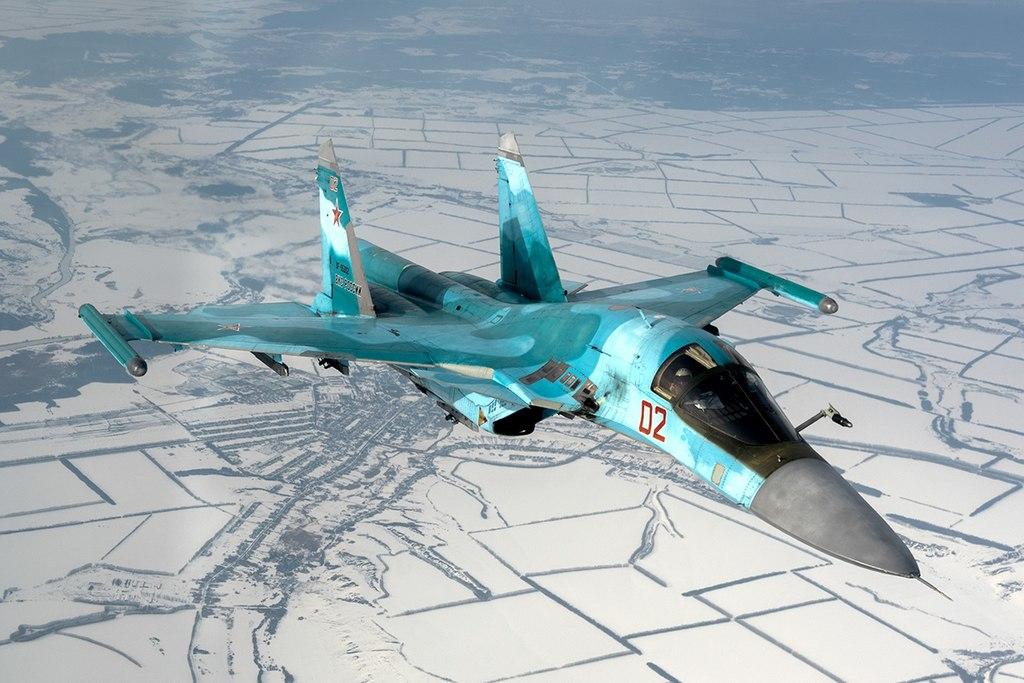 SUKHOÏ SU-27 FLANKER Sukhoi55