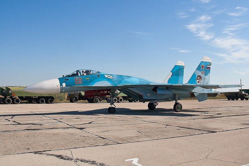 SUKHOÏ SU-27 FLANKER Sukhoi56