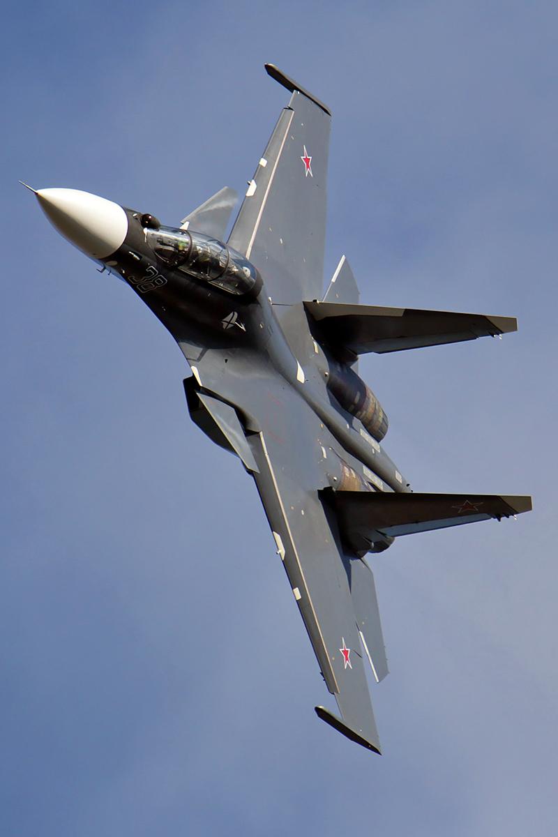 SUKHOÏ SU-27 FLANKER Sukhoi57