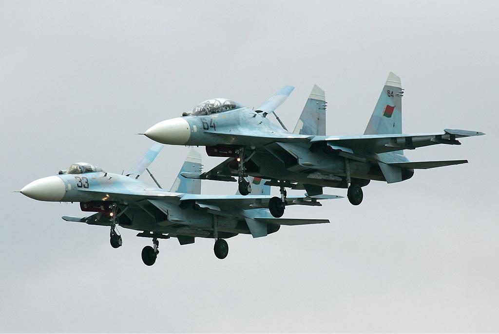 SUKHOÏ SU-27 FLANKER Sukhoi59