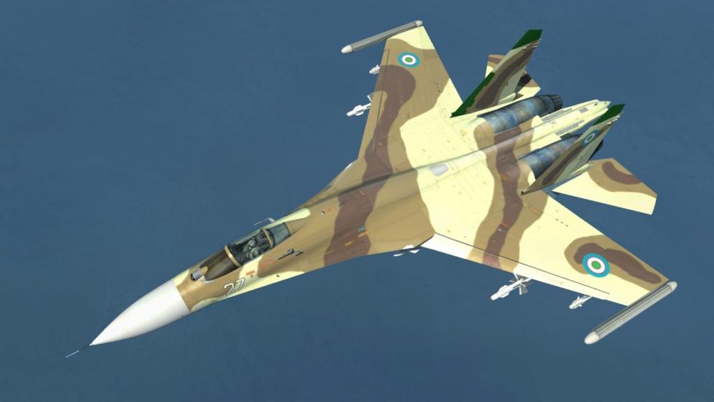 SUKHOÏ SU-27 FLANKER Sukhoi62