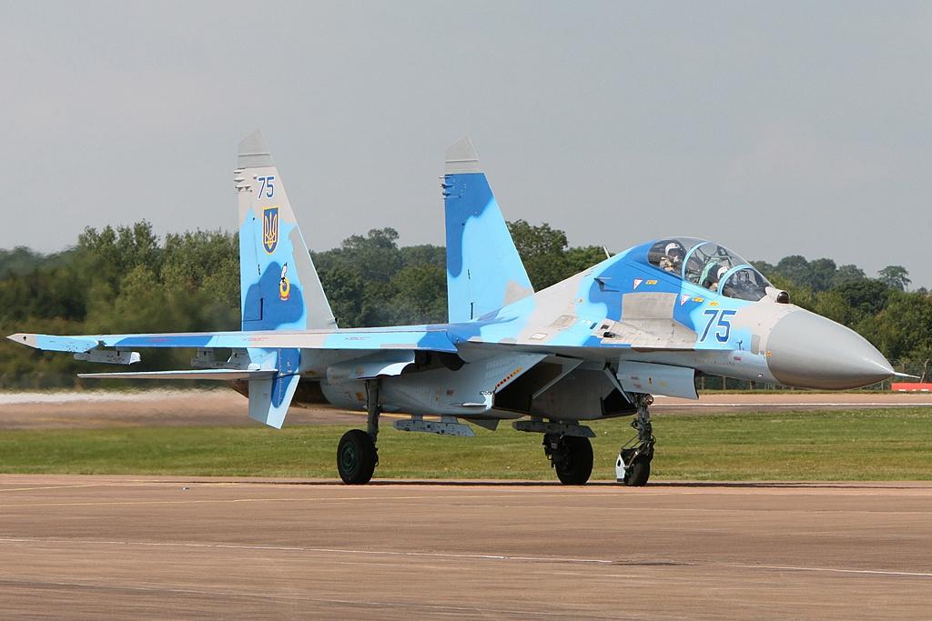 SUKHOÏ SU-27 FLANKER Sukhoi65