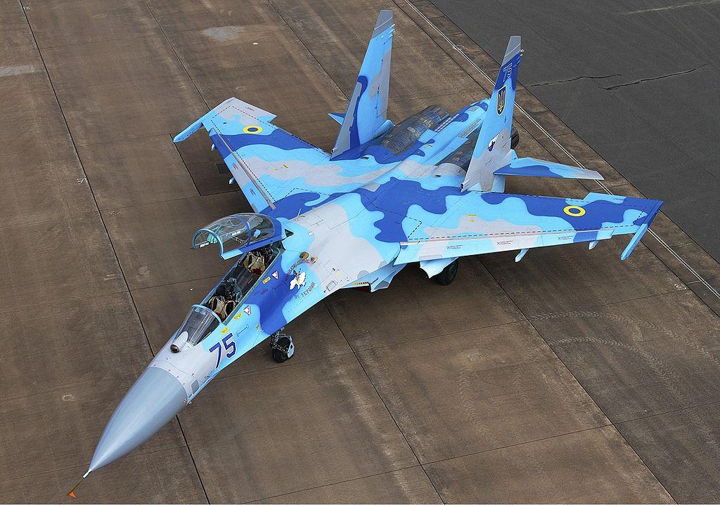 SUKHOÏ SU-27 FLANKER Sukhoi66