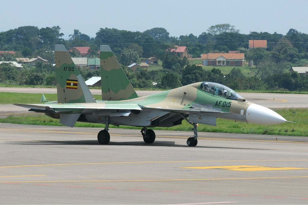 SUKHOÏ SU-27 FLANKER Sukhoi76