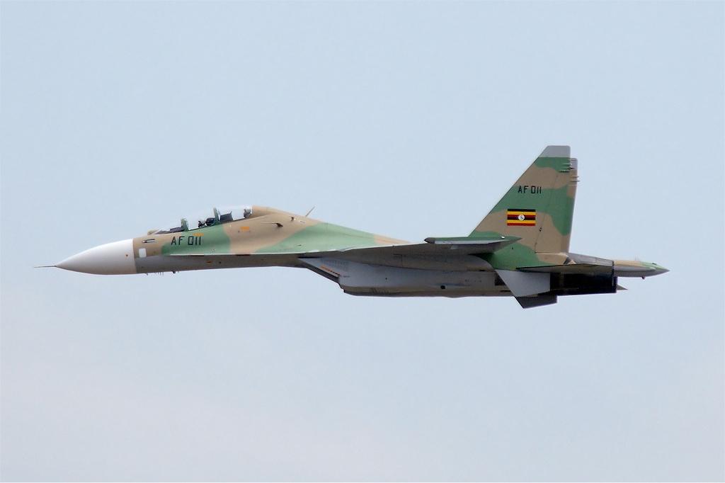 SUKHOÏ SU-27 FLANKER Sukhoi77