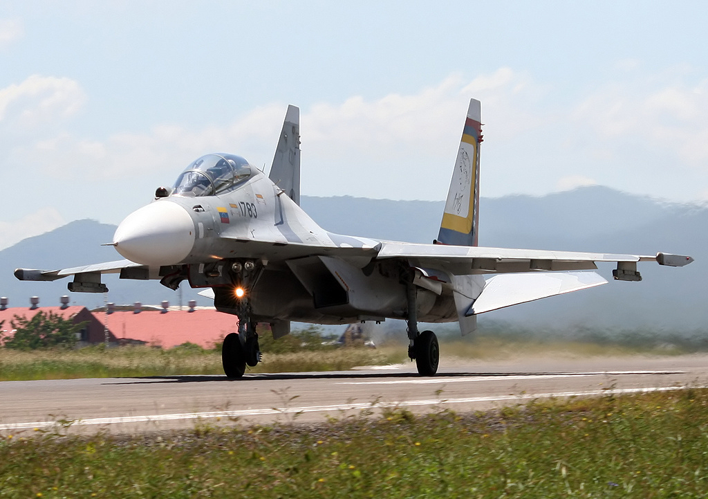 SUKHOÏ SU-27 FLANKER Sukhoi80