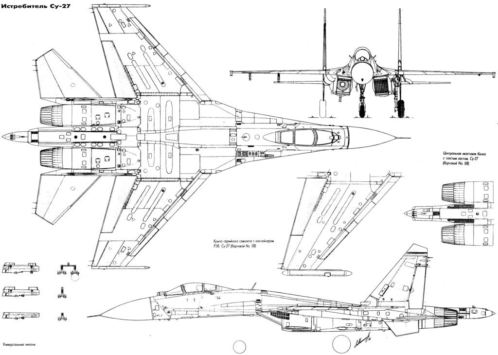 SUKHOÏ SU-27 FLANKER Sukhoz10