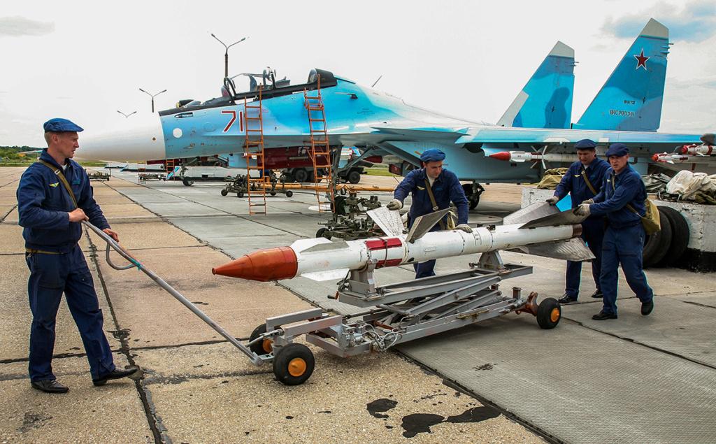 SUKHOÏ SU-27 FLANKER Sukhoz15