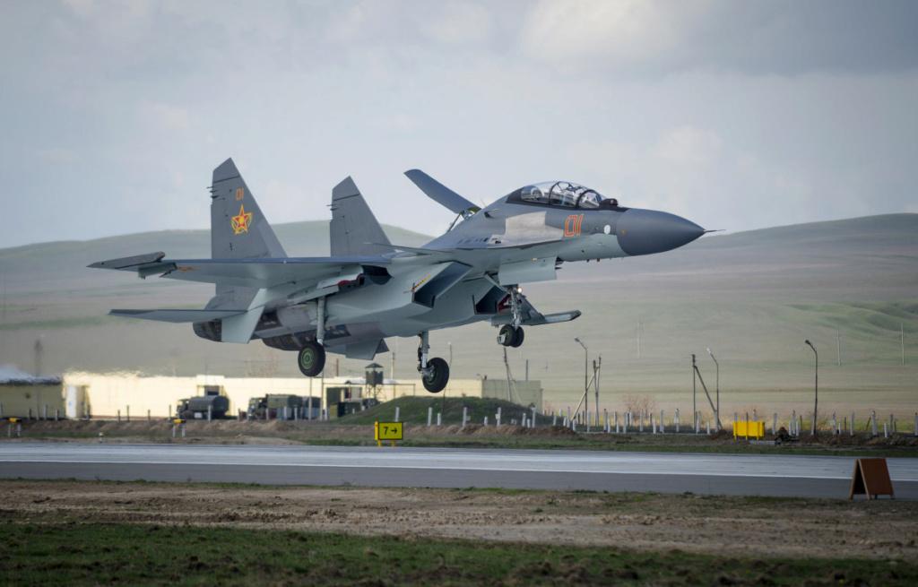 SUKHOÏ SU-27 FLANKER Sukhoz16