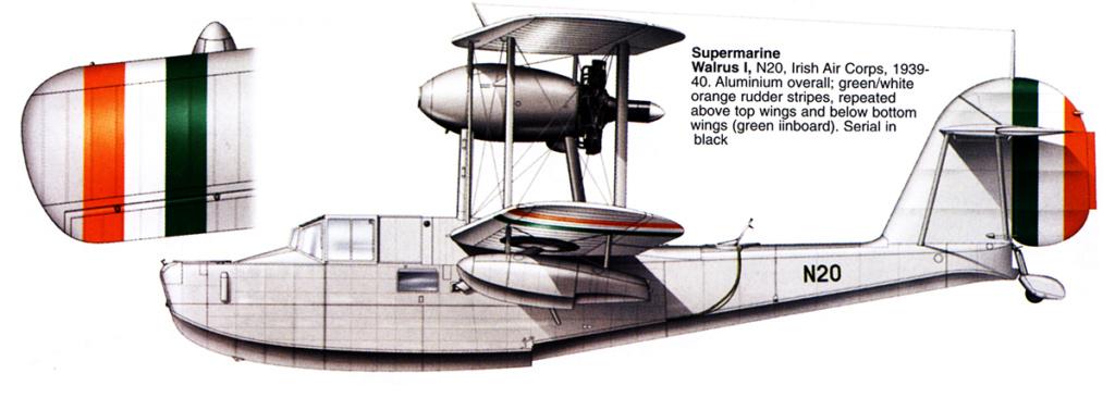 SUPERMARINE WALRUS Superm37