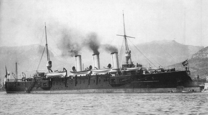 [Article] BATAILLE DE TSUSHIMA (27-28 MAI 1905) (Terminé) Svetla10