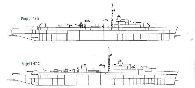 CONTRE-TORPILLEURS CLASSE AIGLE (FRANCE) (Terminé) T-47b_10