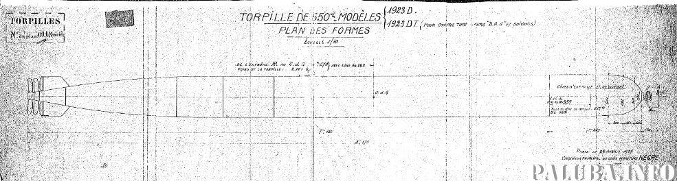 CROISEUR LOURD ALGERIE (FRANCE) (TERMINE) Torpil22