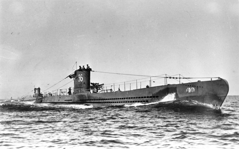 SOUS-MARINS NUCLÉAIRES D'ATTAQUE CLASSE THRESHER-PERMIT U-36_210