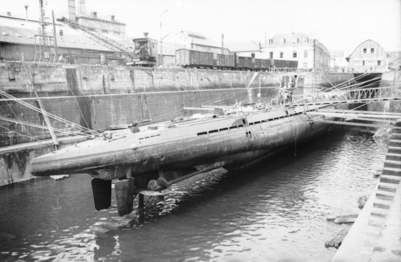 SOUS-MARINS NUCLÉAIRES D'ATTAQUE CLASSE THRESHER-PERMIT U-37_410