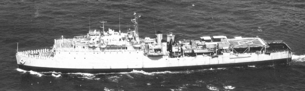 LANDING SHIP DOCK (LSD) CLASSE ASHLAND  Uss_as33
