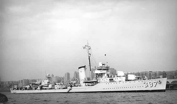 DESTROYERS CLASSE SPRUANCE (Terminé) Uss_be27