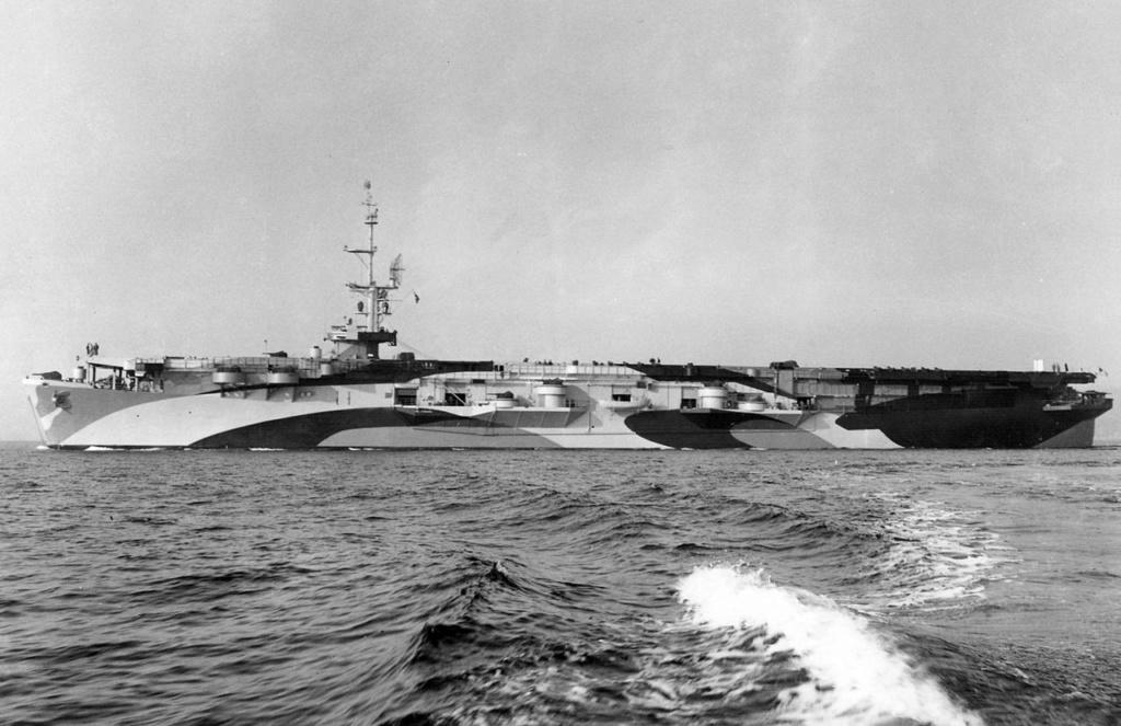 PORTE-AVIONS USS ENTERPRISE (CVN-65) Uss_co95