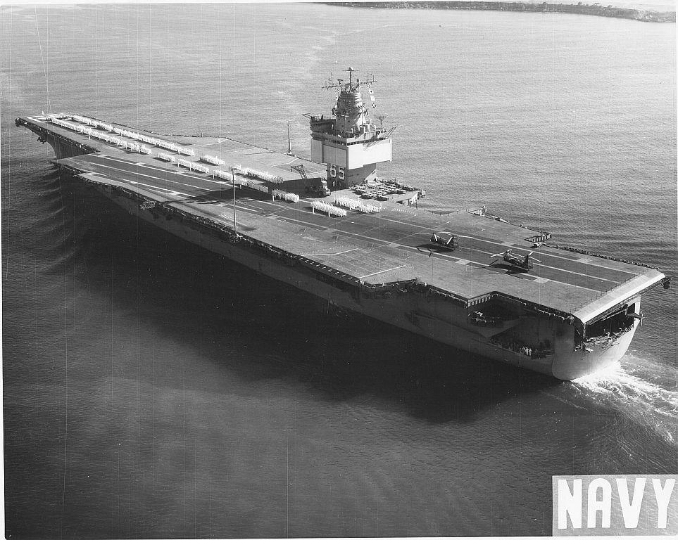 PORTE-AVIONS USS ENTERPRISE (CVN-65) Uss_en22
