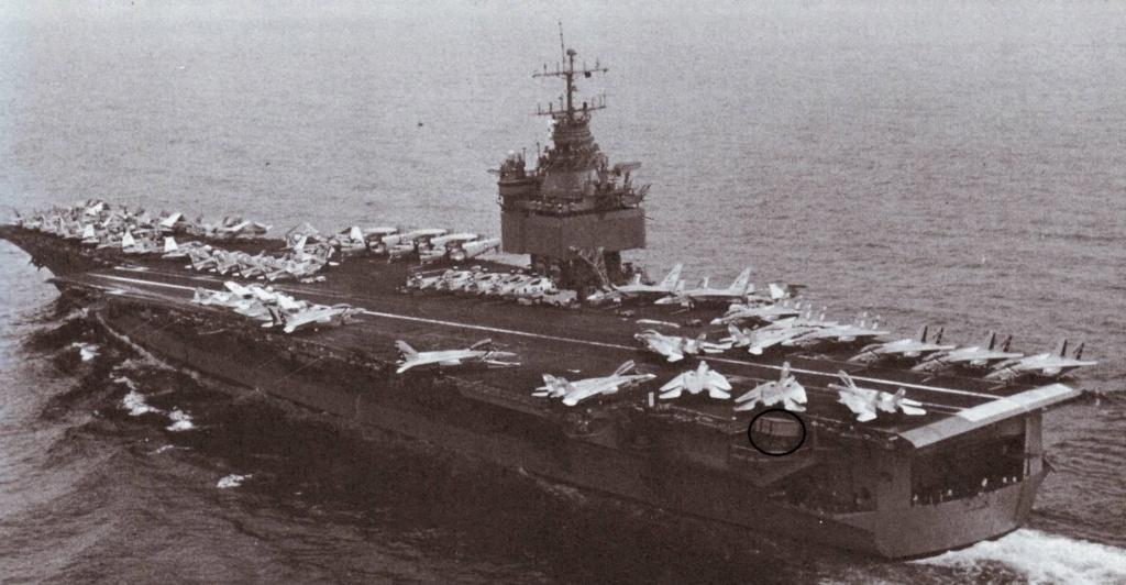 PORTE-AVIONS USS ENTERPRISE (CVN-65) Uss_en34
