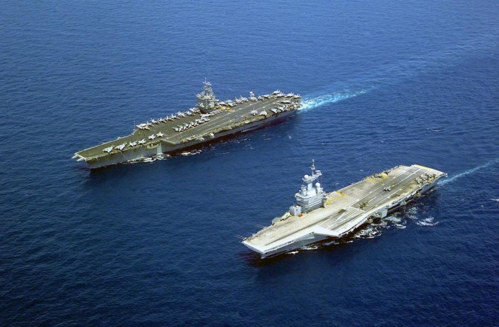 PORTE-AVIONS USS ENTERPRISE (CVN-65) Uss_en45