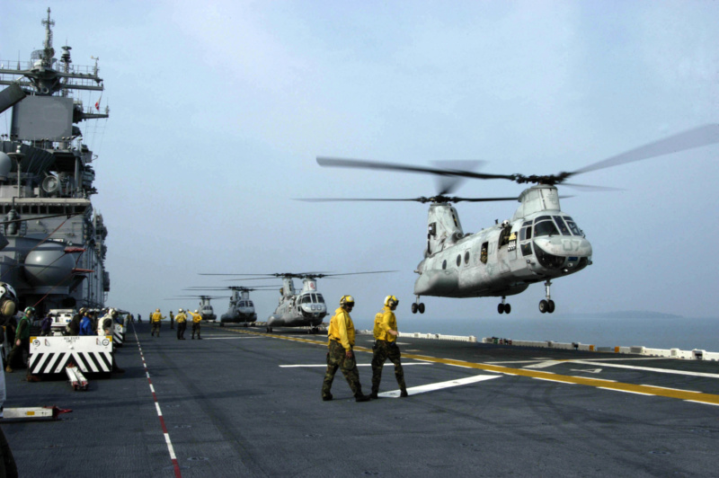 LANDING HELICOPTER DOCK (LHD) CLASSE WASP (TERMINE) Uss_es30