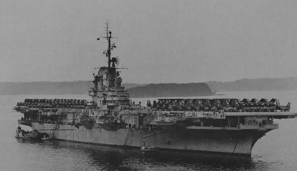 PORTE-AVIONS USS ENTERPRISE (CVN-65) Uss_es36