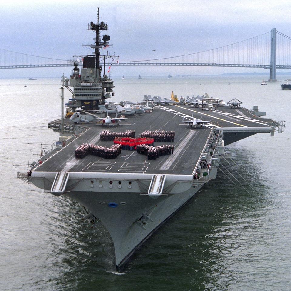 PORTE-AVIONS USS ENTERPRISE (CVN-65) Uss_fo28